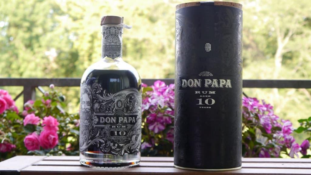 Don Papa 10 Flasche